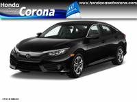 2016 Honda Civic LX in Corona, CA