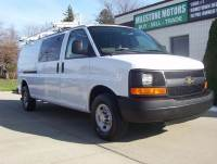 2015 Chevrolet Express Cargo 2500 3dr Extended Cargo Van w/1WT