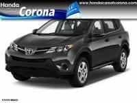 2015 Toyota RAV4 LE in Corona, CA