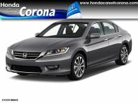 2015 Honda Accord Sport in Corona, CA