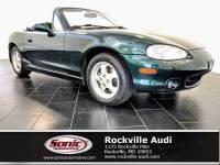 Used 1999 Mazda MX-5 Miata Base Convertible in Rockville, MD