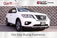 Certified Pre-Owned 2017 Nissan Pathfinder S 4WD
