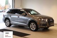 Certified Pre-Owned 2017 Audi Q7 2.0T Premium SUV for Sale in Beaverton,OR