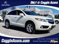 Pre-Owned 2013 Acura RDX AWD with Technology Package SUV in Jacksonville FL