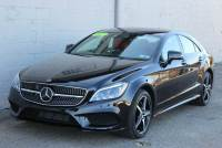 2017 Mercedes-Benz CLS AWD CLS 550 4MATIC 4dr Sedan