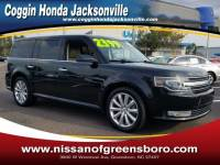 Pre-Owned 2014 Ford Flex Limited SUV in Greensboro NC