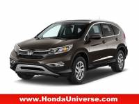 Pre-Owned 2016 Honda CR-V AWD 5dr EX-L AWD