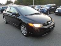 2007 Honda Civic LX 4dr Sedan (1.8L I4 5A)