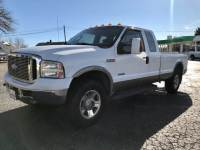 2006 Ford F-250 Super Duty Lariat 4dr SuperCab 4WD LB