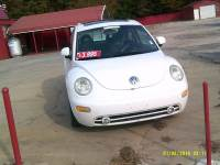 2000 Volkswagen New Beetle 2dr GLX 1.8T Turbo Coupe