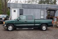 2002 GMC Sierra 1500 4dr Extended Cab SLE 2WD SB