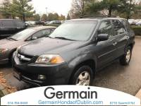 Used 2004 Acura MDX 3.5L For Sale Dublin OH | Stock# T2877A