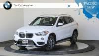 2018 BMW X1 sDrive28i Sports Activity Vehicle