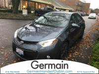 Used 2015 Toyota Corolla S Premium For Sale Dublin OH | Stock# H70336A