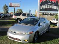 2008 Honda Civic Si 2dr Coupe