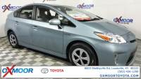 Pre-Owned 2014 Toyota Prius Three with Navigation
