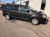 2012 Dodge Grand Caravan Crew 4dr Mini-Van