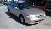 2000 Honda Accord LX 4dr Sedan