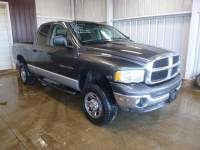 2003 DODGE RAM 2500 HEAVY DUTY SLT 4WD