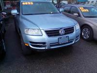 2004 Volkswagen Touareg AWD V6 4dr SUV