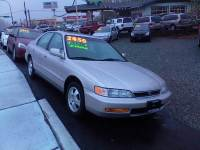 1997 Honda Accord Special Edition 4dr Sedan