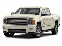 Certified Used 2014 Chevrolet Silverado 1500 High Country Truck Crew Cab in Danvers, MA