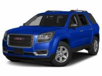 Certified Used 2015 GMC Acadia SLT SUV in Danvers, MA
