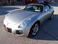 2007 Pontiac Solstice GXP 2dr Convertible