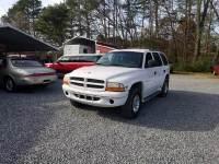 2000 Dodge Durango 4dr SLT 4WD SUV