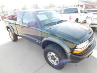 2002 Chevrolet S-10 3dr Extended Cab LS 4WD SB