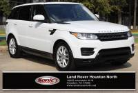 Certified Used 2017 Land Rover Range Rover Sport 3.0L V6 Supercharged SE in Houston