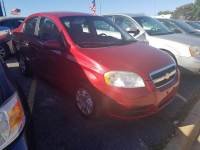 2010 Chevrolet Aveo LS 4dr Sedan