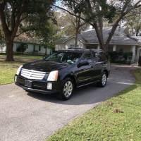2007 Cadillac SRX AWD V8 4dr SUV ( 4.6L 8cyl 6A )