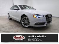 Used 2014 Audi A5 Premium Plus 2dr Cpe Auto Quattro 2.0T Coupe quattro in Nashville