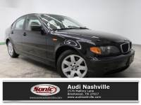 Used 2003 BMW 3 Series 325i 4dr Sdn RWD Sedan Rear-wheel Drive in Nashville