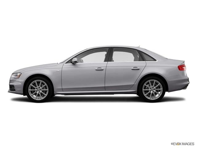 2014 Audi A4 2.0T Premium Plus (Multitronic) Sedan