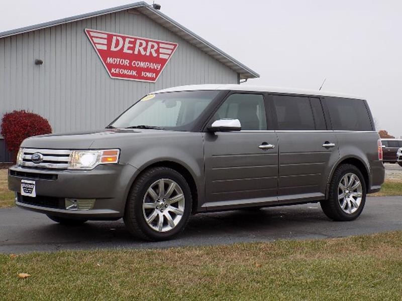2009 Ford Flex Limited Crossover 4dr