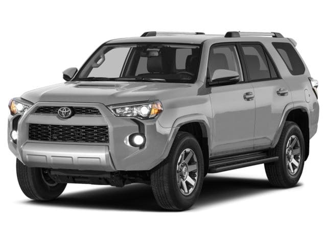 2015 Toyota 4Runner Trail Navigation & Kinetic Dynamic Suspension Syst SUV 4x4 4-door