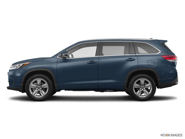 Pre-Owned 2017 Toyota Highlander Limited SUV near Atlanta GA
