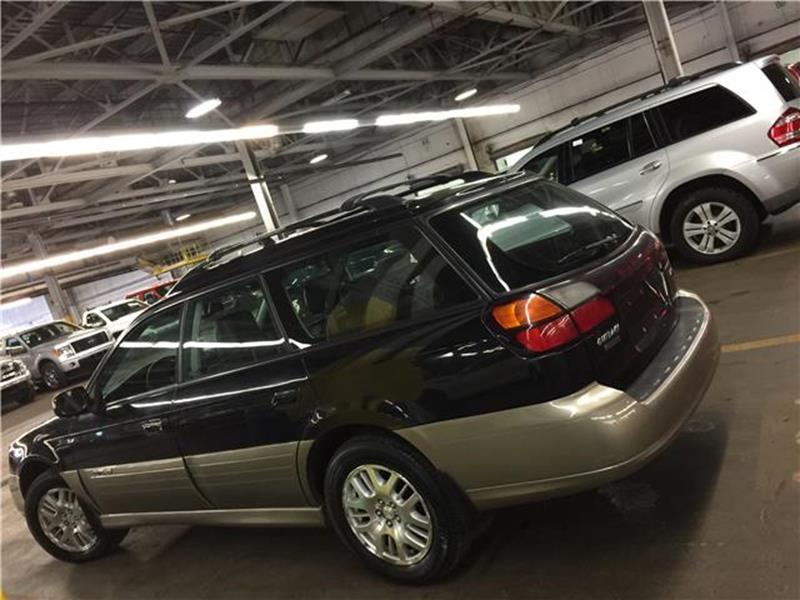 2004 Subaru Outback AWD Limited 4dr Wagon