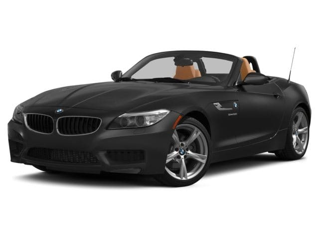 Photo Certified Used 2015 BMW Z4 sDrive28i Convertible in Fort Myers, FL