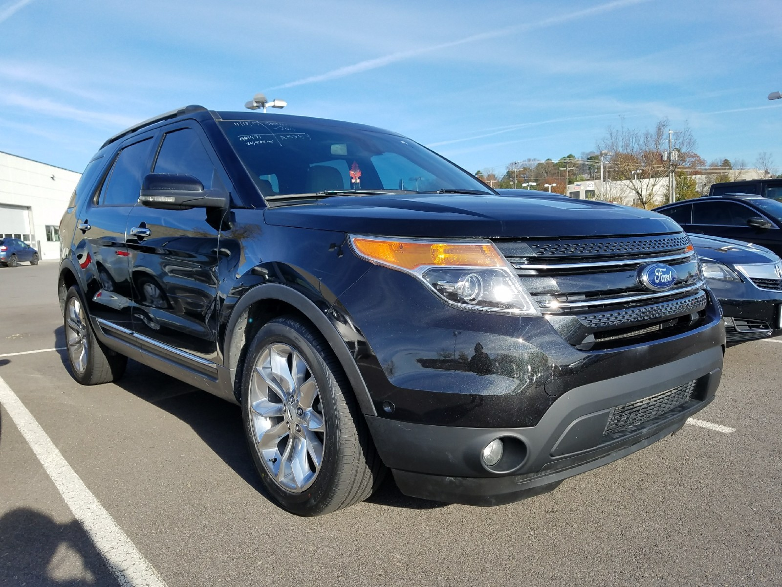 2013 Ford Explorer Limited in Little Rock