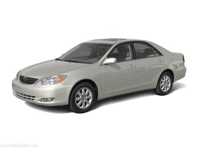2003 Toyota Camry LE 4dr Sdn Auto Natl Sedan in Clearwater