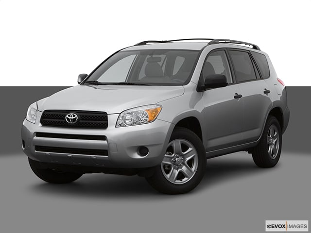 2007 Toyota RAV4 2WD 4dr 4-cyl Natl SUV in Clearwater