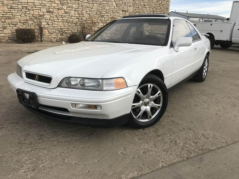 1993 Acura Legend LS 2dr Coupe