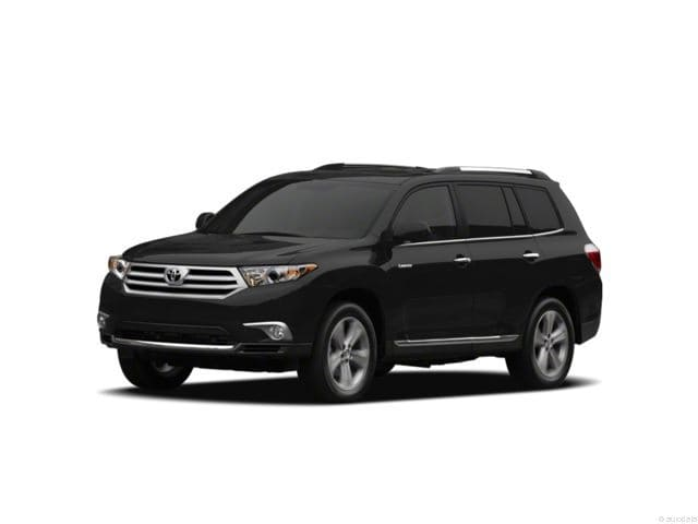 Used 2012 Toyota Highlander Base SUV in Clearwater, FL