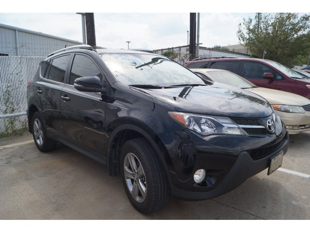 2015 Toyota RAV4 SUV For Sale in Dallas TX   Toyota Certified Used