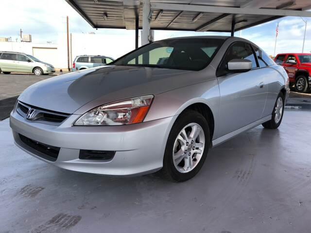 2007 Honda Accord EX 2dr Coupe (2.4L I4 5A)