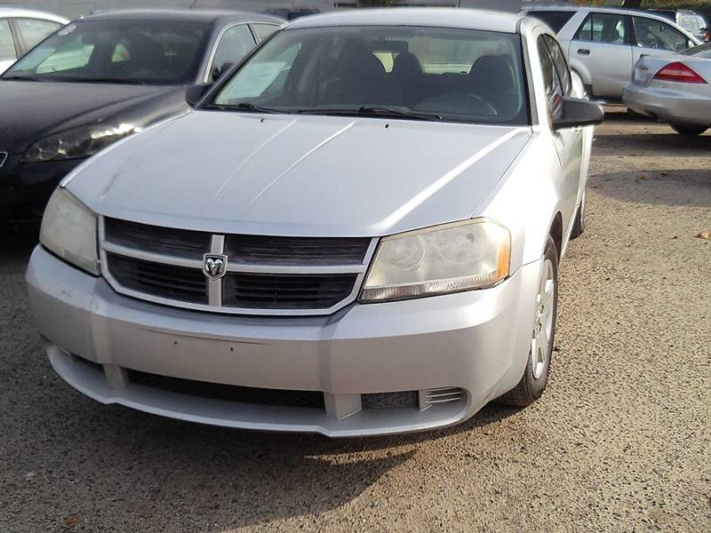 2008 Dodge Avenger SE 4dr Sedan