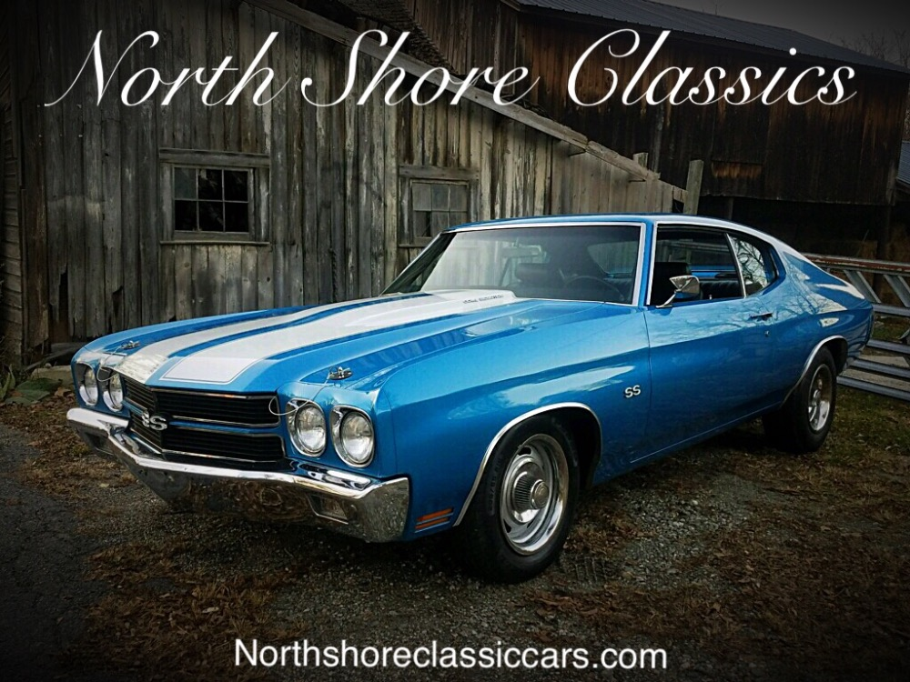 1970 Chevrolet Chevelle -COLD AC-RELIABLE & CLEAN-MUST SEE- FINANCING AVAILABLE-